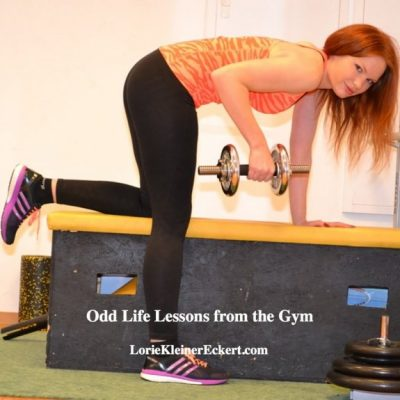 Odd Life Lessons from the Gym